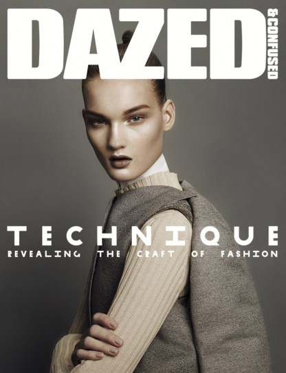 Dazed & Confused (October issue) features a full-page article on Numbers.